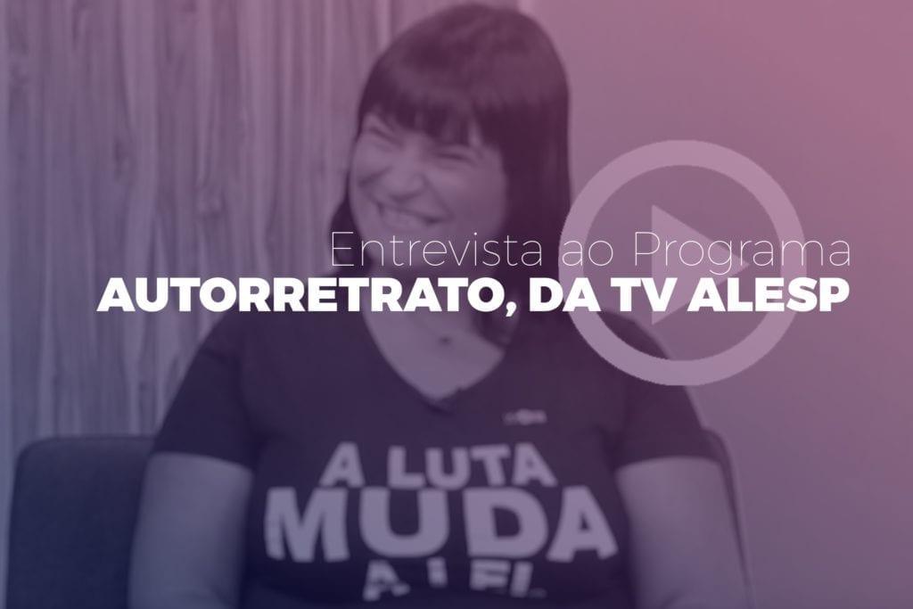 Adriana Borgo - entrevista ao programa autorretrato da tv alesp