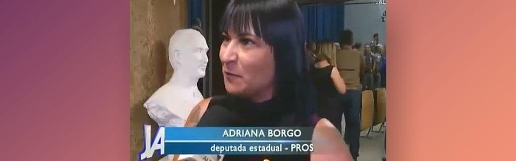 Adriana Borgo - entrevista valorizacao dos profissionais de seguranca publica - capa
