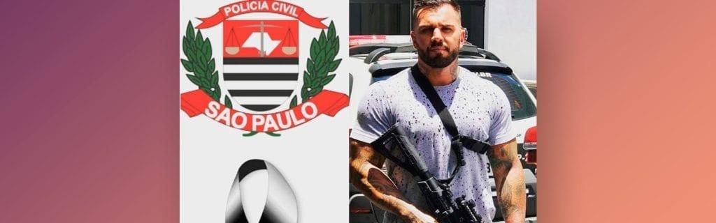 Adriana Borgo - homenagem ao policial civil Wesley Benites - capa