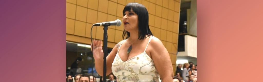 Adriana Borgo - posse na ALESP MAR2019