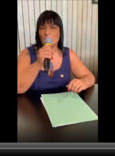 Adriana Borgo - mensagem ao Governador Doria - capa