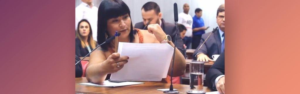 Adriana Borgo - Comissao de Seguranca Publica e Assuntos Penitenciarios