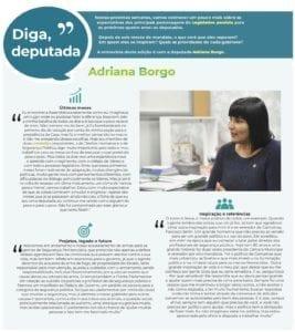 Adriana Borgo - Diario Oficial do Estado de Sao Paulo - 28 de agosto de 2019