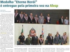 Adriana Borgo - Na Midia - Diario Oficial do Estado de Sao Paulo - 14 de maio de 2019