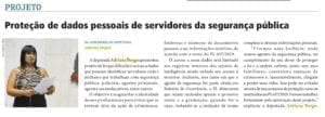 Adriana Borgo - Na Midia - Diario Oficial do Estado de Sao Paulo - 15 de maio de 2019