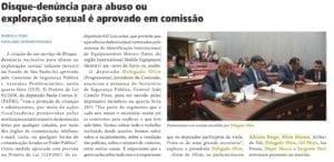 Adriana Borgo - Na Midia - Diario Oficial do Estado de Sao Paulo - 16 de maio de 2019