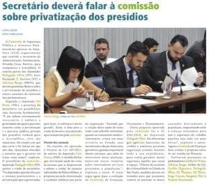 Adriana Borgo - Na Midia- Diario Oficial do Estado de Sao Paulo - 26 de junho de 2019