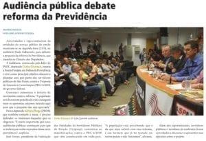 Adriana Borgo - Na Midia - Diario Oficial do Estado de Sao Paulo - 26 de marco de 2019