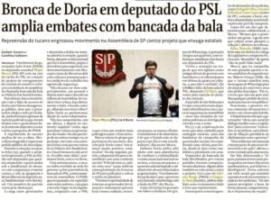 Adriana Borgo - Na Midia - Folha de Sao Paulo - 19 de maio de 2019