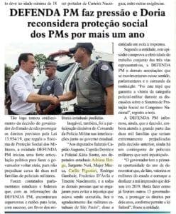 Adriana Borgo - Na Midia - Jornal A Cidade - Barretos - 17 de Janeiro de 2020