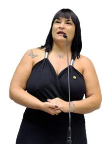 Adriana Borgo - foto Deputada Estadual Homepage