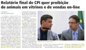 Adriana Borgo na Midia - Diario Oficial do Estado de Sao Paulo - 09 de Novembro de 2019