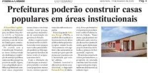 Adriana Borgo - Na Midia - Folha da Cidade - Araraquara - 14 de fevereiro de 2020 - parte 2