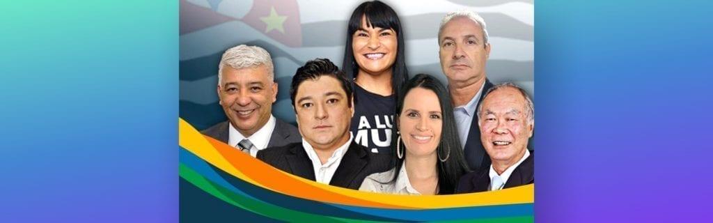 Adriana Borgo - Grupo PDO parlamentares SP - capa