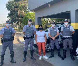 Visitando meus queridos Policiais Militares da 3Cia do 5BPRV